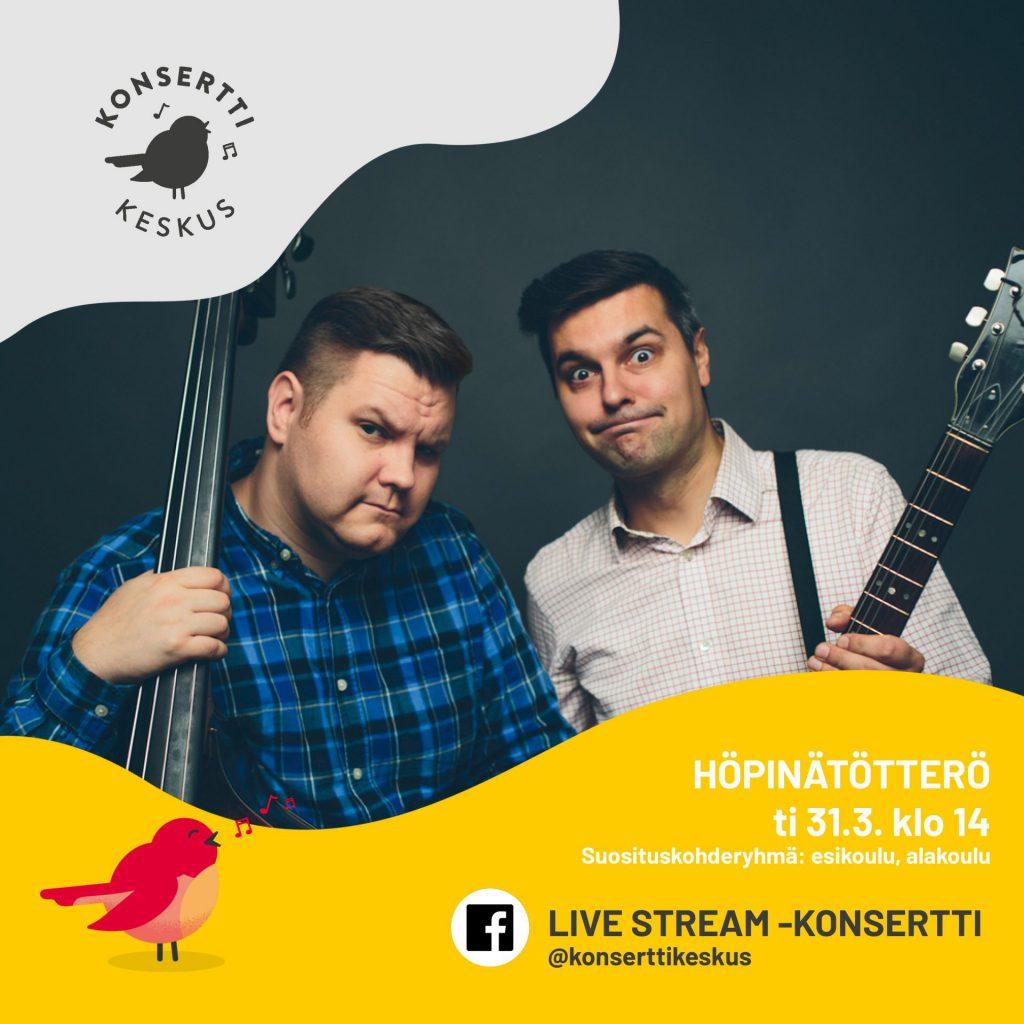 hopinatottero live stream