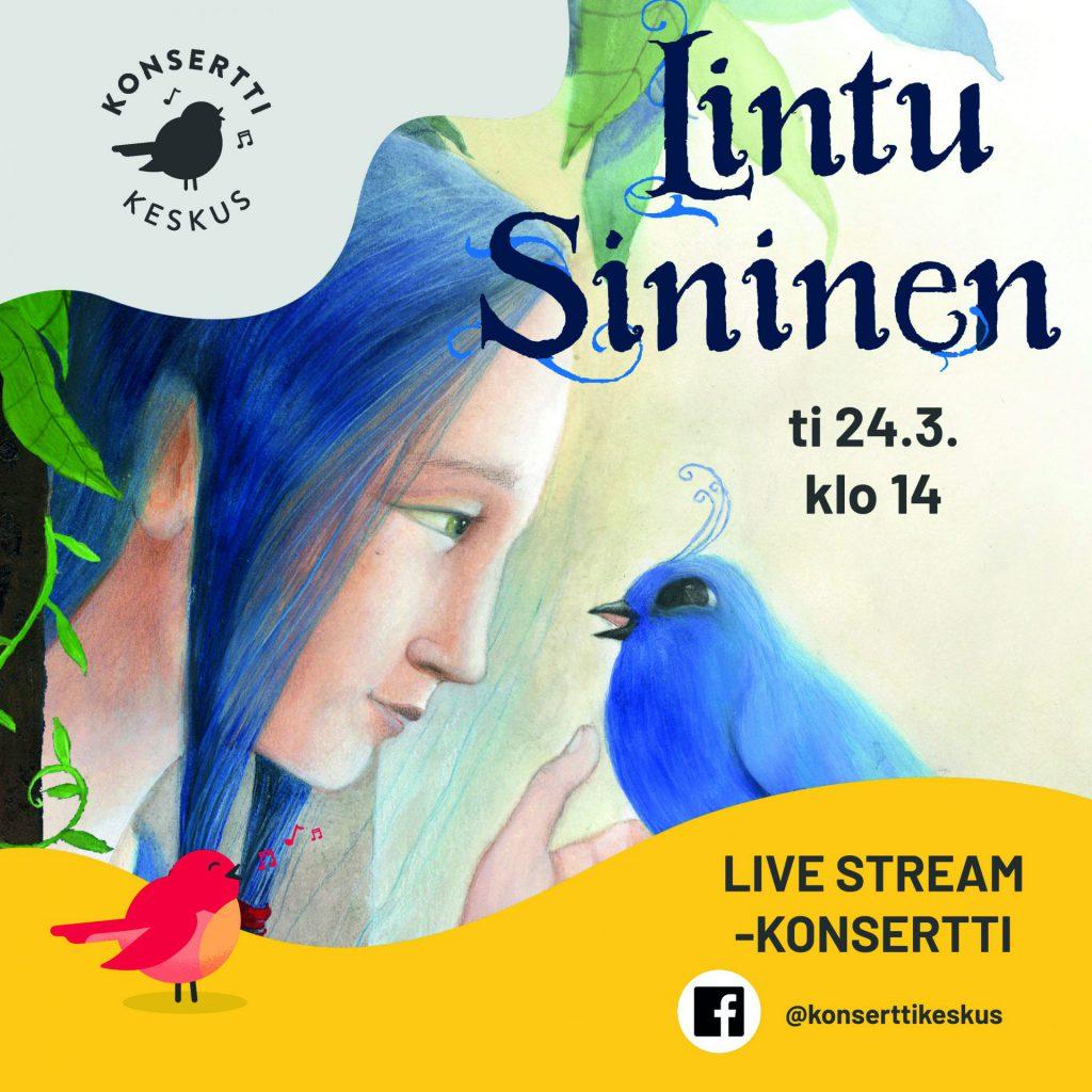 live stream lintu sininen